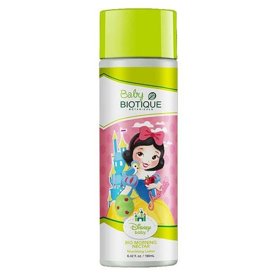 Biotique Bio Morning Nectar Baby Princess Nourishing Lotion (190 Ml)