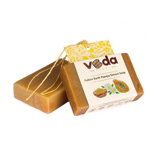 Veda Essence Fuller Earth Papaya Extract (125 G)