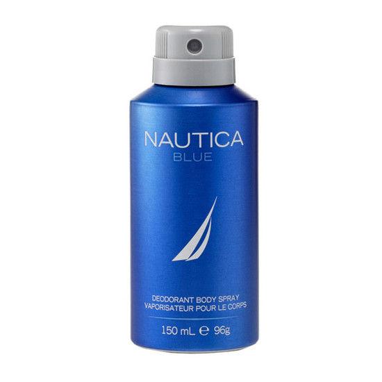 Nautica Blue Deodorant Body Spray For Men (150 Ml)