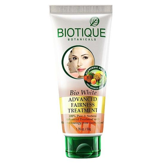 Biotique Bio White Advanced Fairness Treatment  (50 G)